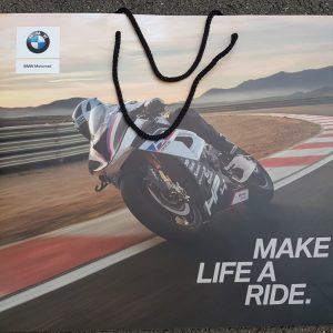 Sacoșă cadou Bmw Motorrad - Make Life a Ride